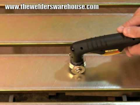 Plasma Cutting Guide Demonstration