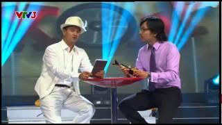 Giáo sư Xoay và Tiến sĩ Xoáy quẩy tại Ấn tượng VTV 2014 :))