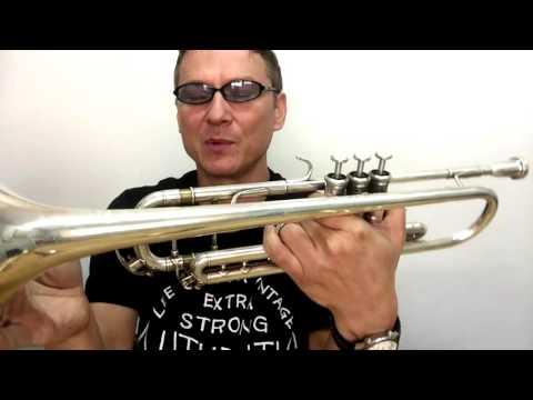 Как начистить трубу до блеска. How To Make Your Trumpet Shiny