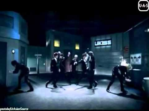 MV Dance Ver U Kiss 유키스   만만하니 Man Man Ha Ni HD