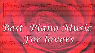 Best Piano Music For Lovers | Love Songs for Piano - Stafaband