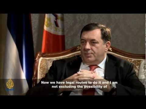 Talk to Al Jazeera - Is another conflict looming in the Balkans?