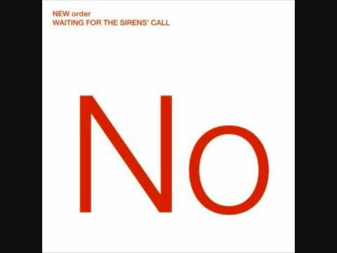 New Order  - Hey now what you doing