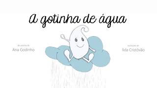 capa de A Gotinha de Água de Ana Godinho