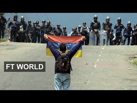 Venezuela in crisis   FT World