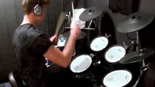 The Killers - Mr Brightside - drum cover Finn Smith