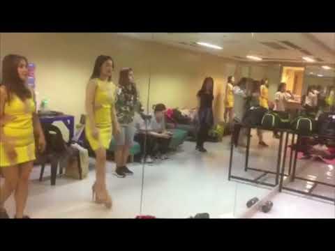 Showtime Dancers markings / rehearsals - Cмотреть видео онлайн с youtube, скачать бесплатно с ютуба