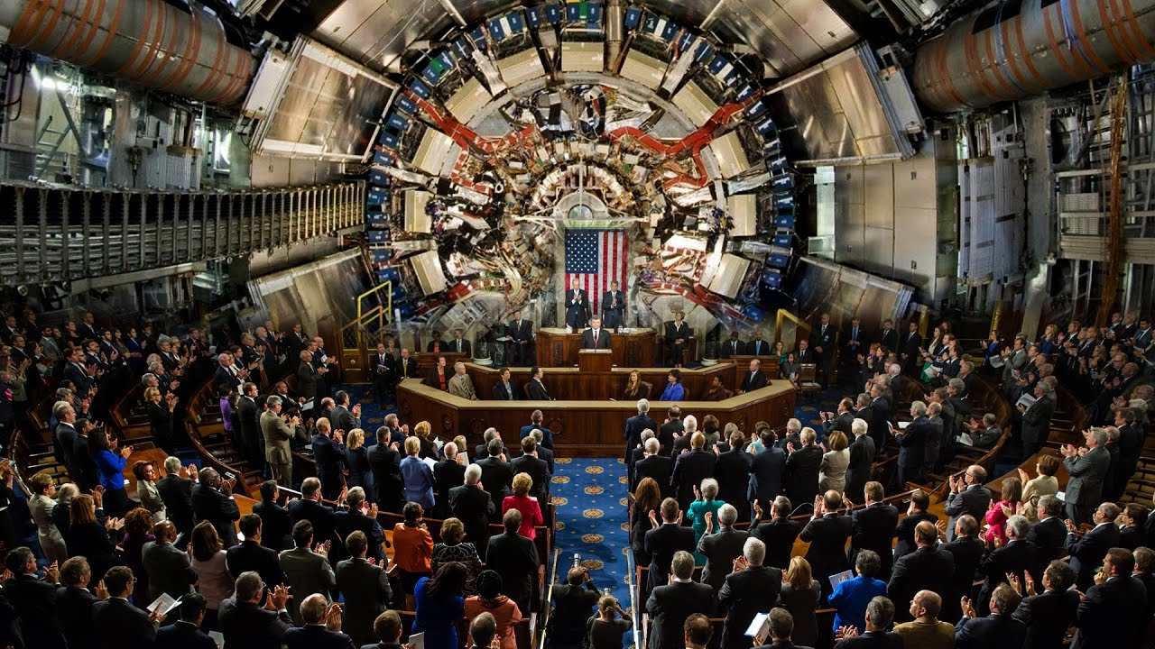 Congress Versus the Collider