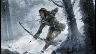 Rise of the Tomb Raider - прохождение (10) (доп. Baba Yaga: Temple of the Witch)