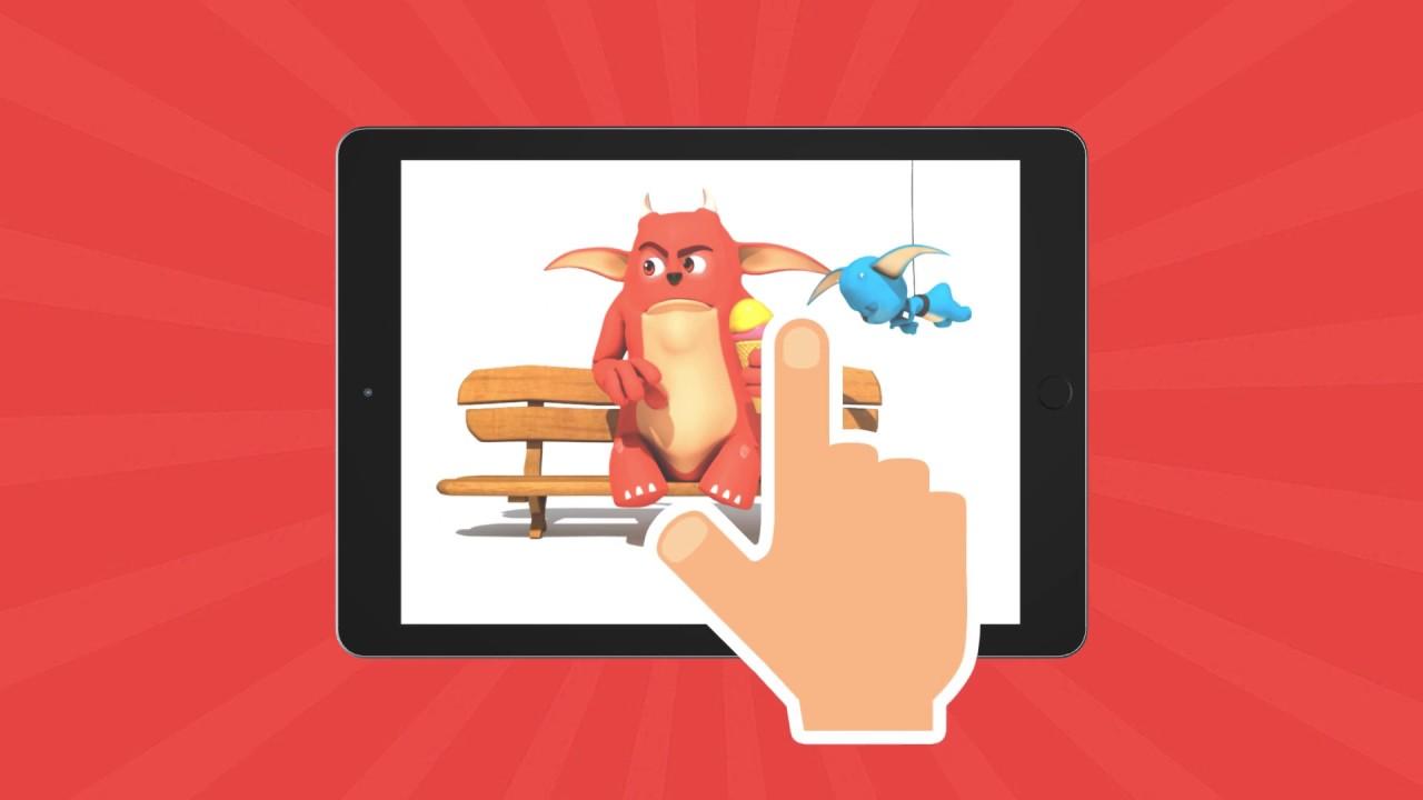 Loopi Gugo - an Interactive Animation - Trailer