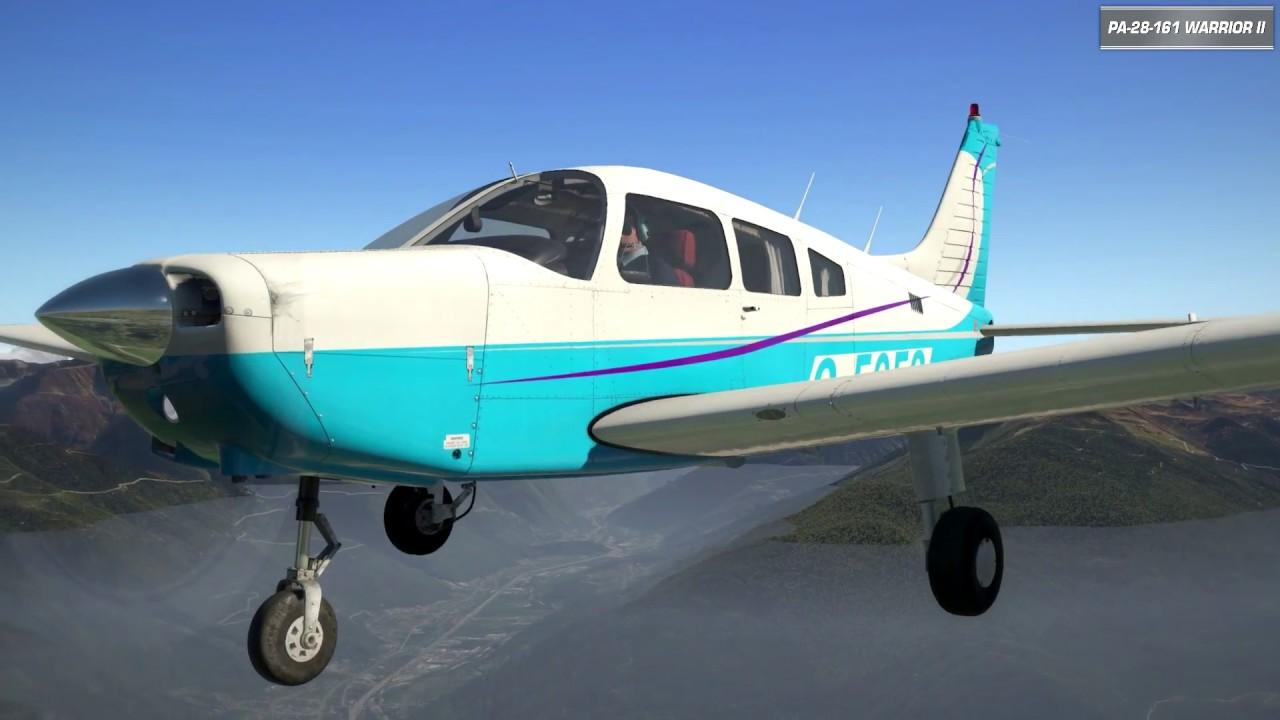 Just Flight - PA-28-161 Warrior II (for X-Plane 11)