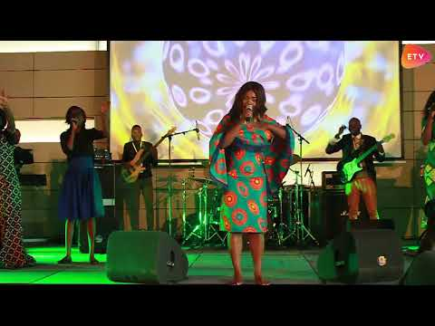 Deborah Lukalu on Impact Grace 2017 Angola