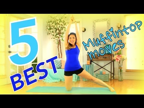 5 Best Muffintop Melting Moves