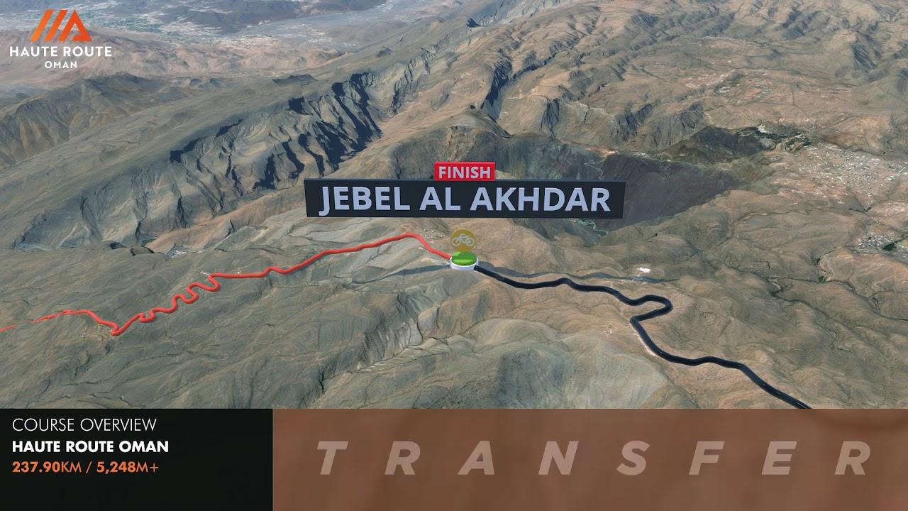 Haute Route Oman 2020 | Sports Tours International