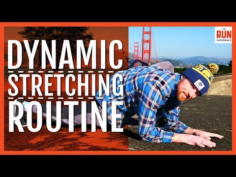 Quick Dynamic Stretching Routine For Runners