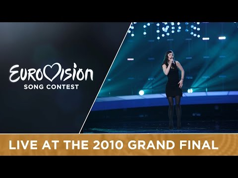 Lena - Satellite (Germany) Live 2010 Eurovision Song Contest