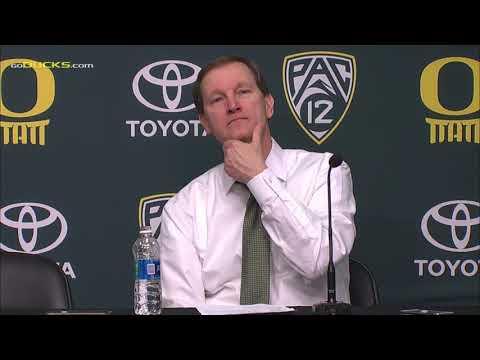 Dana Altman UCLA Post Game