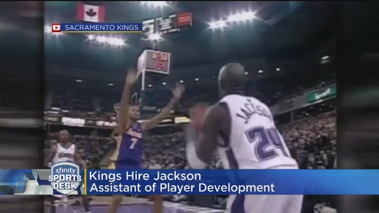 Kings Hire Bobby Jackson and Release Preseason Schedule