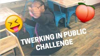 Gambar cover TWERKING IN PUBLIC CHALLENGE