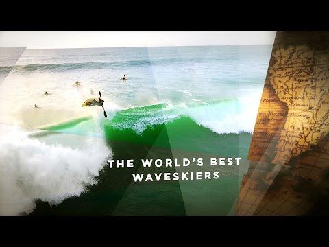 TRAILER 1 FEW ROADTRIP• PERU/CHILE World's best waveskiers