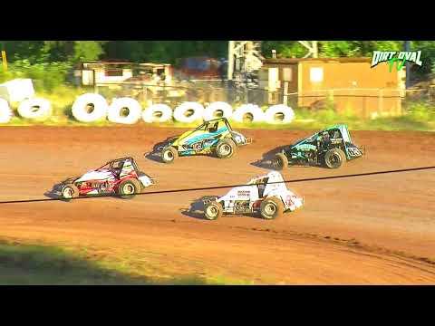6 16 18 Cottage Grove Speedway Wingless Sprint Series Dash