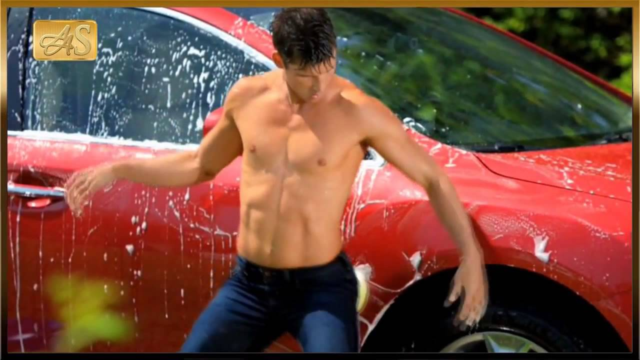all about shirtless parker young youtube