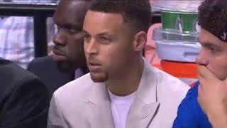 Golden State Warriors vs Portland Trail Blazers - May 7, 2016