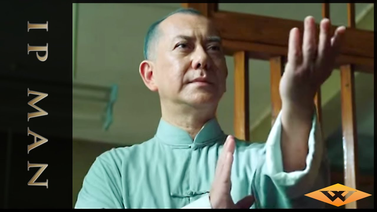 Ip Man The Final Fight Clip Two Masters Youtube