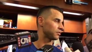 Mets Postgame 6/15/14- Carlos Torres