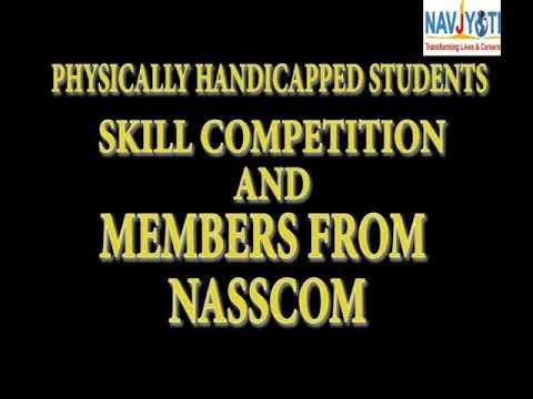 Exhibition , Skill Competition And Job Fair Organized By Navjyoti Global Solution Pvt Ltd
