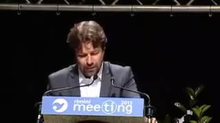 ORGOGLIO A 5 STELLE:MATTIA FANTINATI parla a Rimini in casa di Comunione e Liberazione