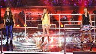 Ellie, Imogen and Mi-Kaisha Sing Never Let Me Go | The Voice Kids Australia 2014