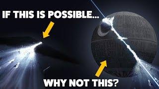 Hyperspeed Ramming: Does it break Star Wars lore?
