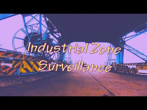 FPV Freestyle - Industrial Zone Surveillance
