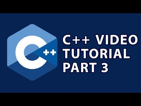 C++ Tutorial 3 : Pointers & Functions