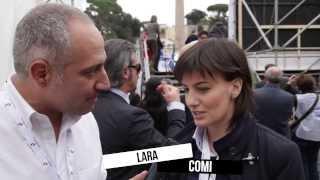 Intervista - Lara Comi #impreseinpiazza
