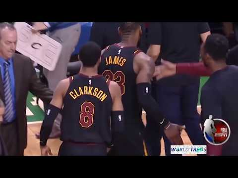 Jordan Clarkson highlights as a new CAVS 2-12-2018