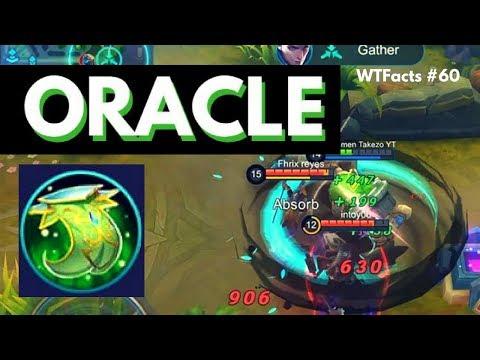 ORACLE item passive | WTFacts | Mobile Legends