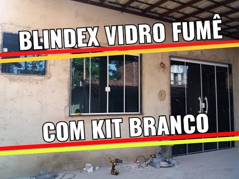 Blindex  Porta, Janelas E Basculante.