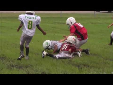 J.V Oregon Ducks - East Texas Football