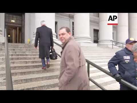 Cuomo Aide Bribery Trial Underway