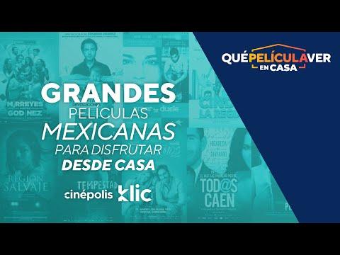 Qué Película Ver: Películas Mexicanas en Cinépolis Klic