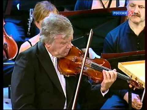 Брамс - Концерт для скрипки - Третьяков, Башмет