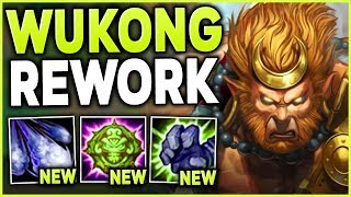 Download *NEW* WUKONG REWORK IS HERE! | #1 WUKONG EXPLAINS THE CHANGES (CLONE NOW FIGHTS) - League of Legends Mp3 and Videos