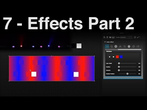 Effects Engine Part 2 | ADJ MyDMX 2.0 [Tutorial 7]