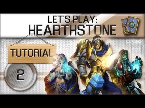 Hearthstone Beta - Tutorial Part 2 - King Mukla And Hemet Nesingwary