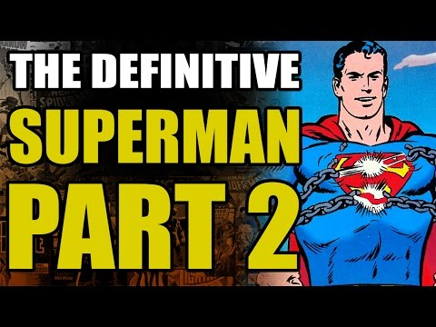 The Definitive Superman - 002 - Silver Age Overview