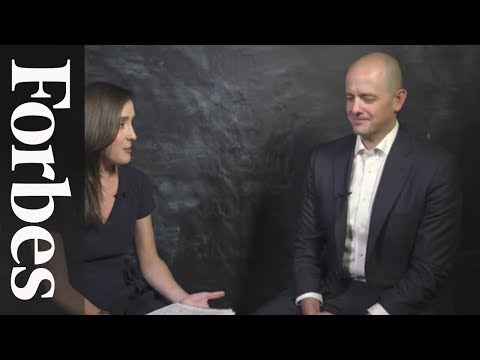 Evan McMullin on The Presidential Election And Stand Up Republic | Forbes