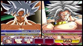 MIGATTE NO GOKUI COMPLETO!!A Invasão!! Dragon Ball Z Budokai Tenkaichi 3