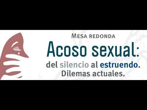 Mesa Redonda. Acoso Sexual